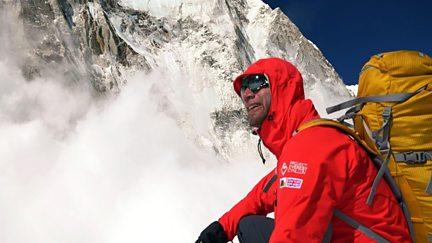 Richard Parks on Everest