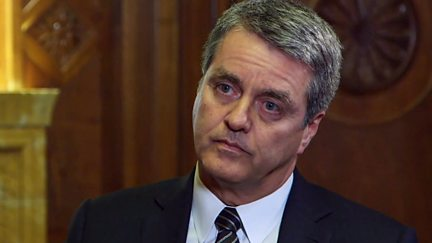 Roberto Azevedo, Director General of WTO