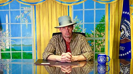 Rich Hall's Presidential Grudge Match