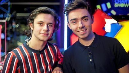 With Nathan Sykes and Sigma