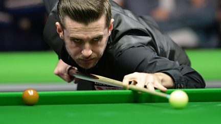 Second Round: Featuring Mark Selby - Part 1