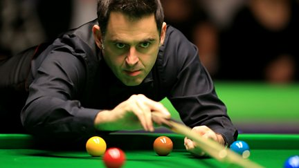 Second round: Afternoon session - Featuring Ronnie O'Sullivan