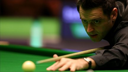 Third Round: Afternoon Session - Featuring Ronnie O'Sullivan