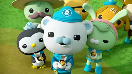 Octonauts Special: Great Swamp Search