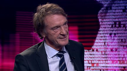 Jim Ratcliffe, founder and chairman, INEOS