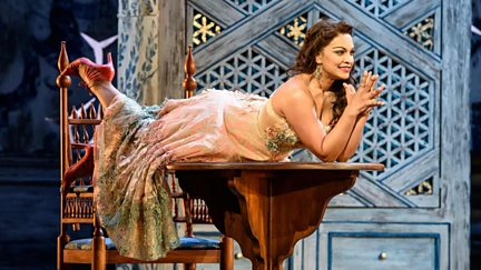 Danielle de Niese: The Birth of an Opera
