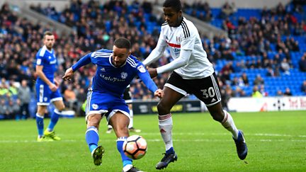Third Round: Cardiff City v Fulham