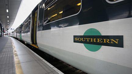 Southern Rail Crisis