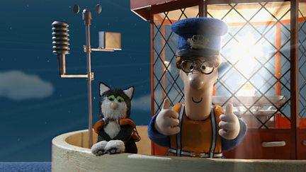 Postman Pat and the Bouncing Bulb