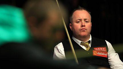 First Round: John Higgins v Mark Allen