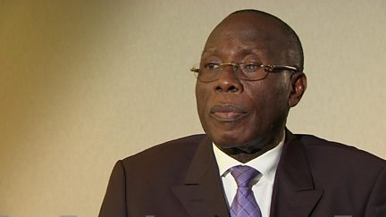Audu Ogbeh, Nigerian Agriculture Minister