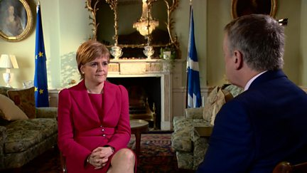 Europe: Scotland's Dilemma