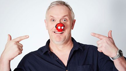 Greg Davies' Hot Tub Half Hour