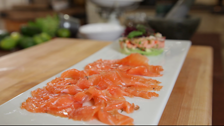 Simple but luxurious, gravlax is a dish that benefits from the highest ...