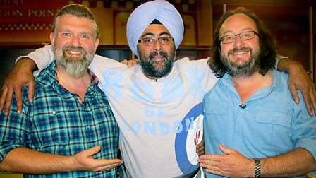 18. The Hairy Bikers' Cook Off