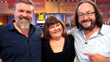 14. The Hairy Bikers' Cook Off