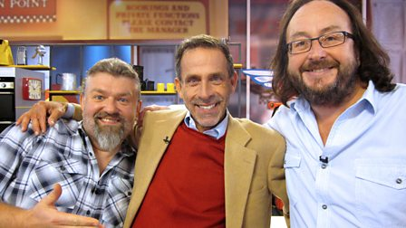33. The Hairy Bikers' Cook Off