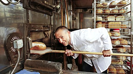 1. Michel Roux Jr on Bread and The Hairy Bikers on Cauliflower
