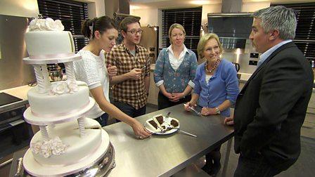 2. The Great British Wedding Cake