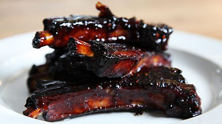 You won't find a better image of recipe for smoked