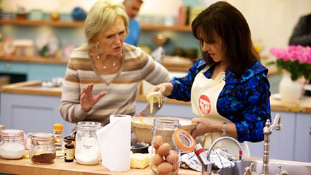 2. The Great Sport Relief Bake Off