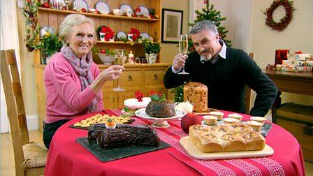 Christmas Cake Recipe Great British Bake Off