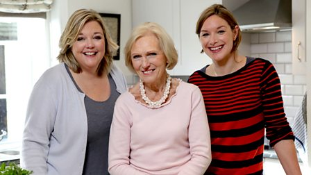 2. The Mary Berry Story