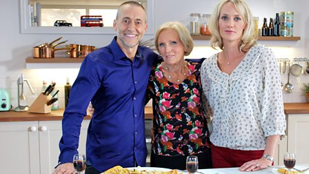 2. Mary Berry - Baking