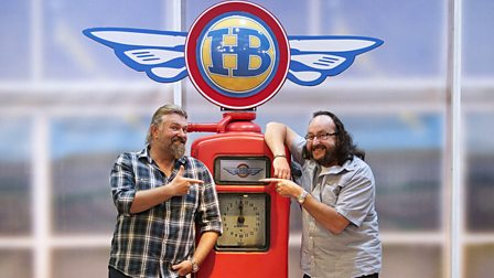 9. The Hairy Bikers' Cook Off