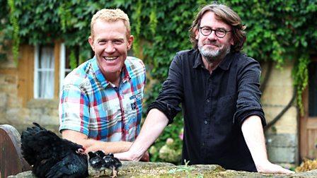 3. Nigel and Adam's Farm Kitchen