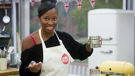 3. The Great Sport Relief Bake Off