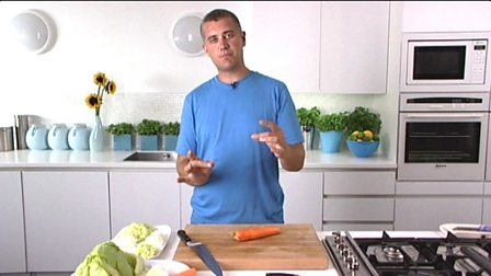 Learning to chop: the 'julienne' technique