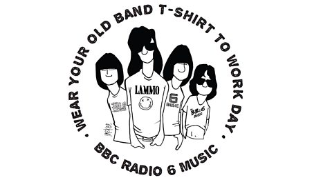 Wear Your Old Band T-Shirt to Work Day is back!