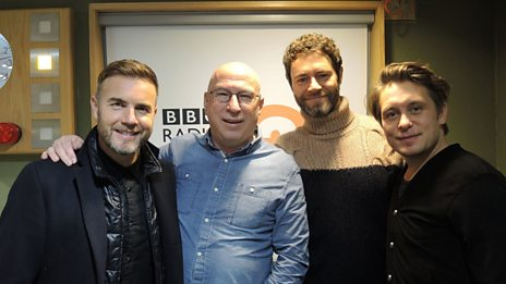 Take That Live In Session