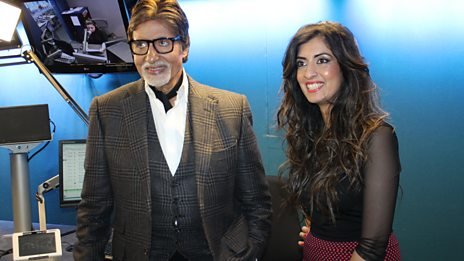 Actor and legend Amitabh Bachchan