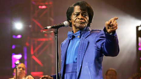 James Brown: Mr Dynamite