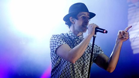 Maximo Park and The Maccabees