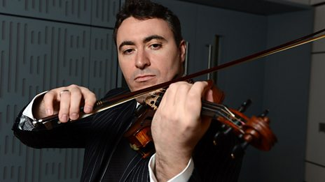 Maxim Vengerov returns on In Tune