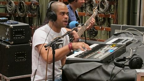 Roberto Fonseca in Session