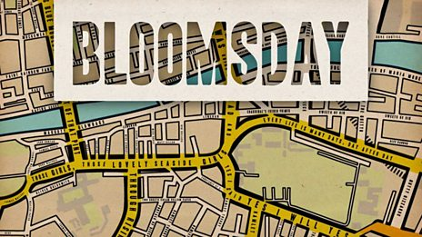 Take a journey through Dublin and the events of Bloomsday