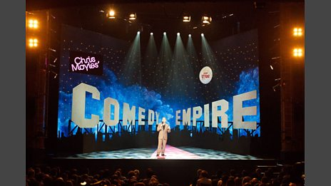 Chris Moyles' Comedy Empire