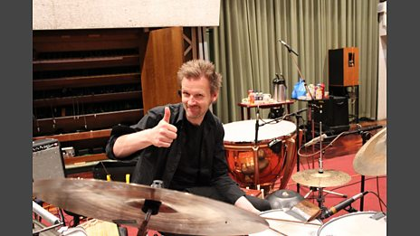 Late Junction Session: John Paul Jones and Erland Dahlen