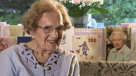 Meet some of the centenarians from the programme