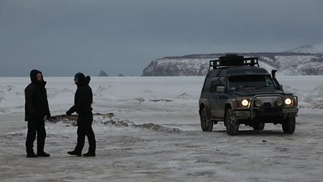 Siberia: In Pictures