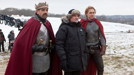 Behind the scenes of The Hollow Crown