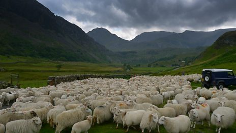 In pictures: Snowdonia
