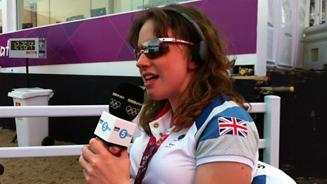 5 live at the London 2012 Paralympics