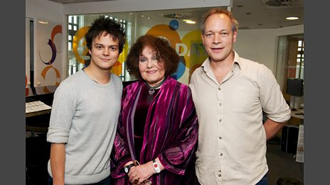 Jamie Cullum Celebrates Dame Cleo Laine's 85th Birthday