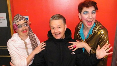 Culture Café: Glasgay Makeover