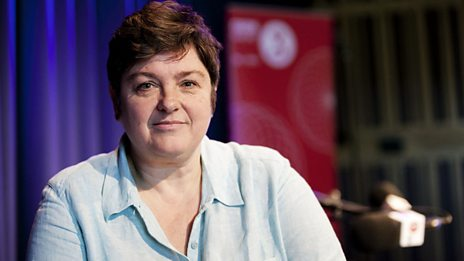 Julie Bindel - BBC Radio 3 Free Thinking Festival 2012